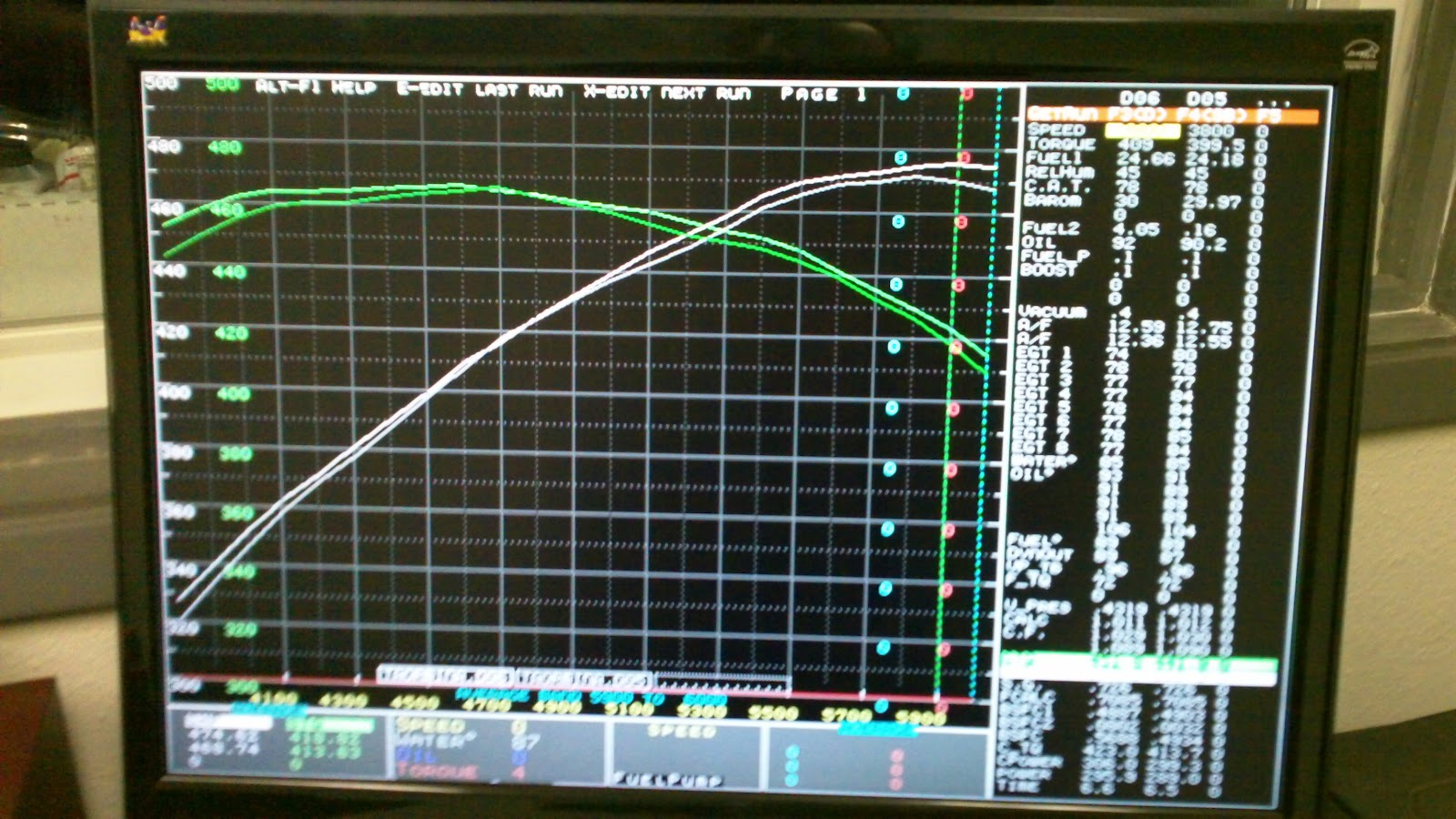 tunedbytad EFI - LSX - Dyno Tuning: LT1 Engine Dyno now available at