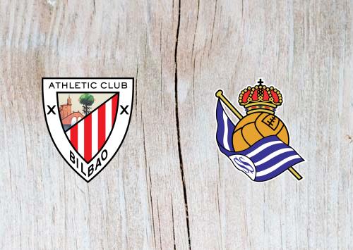 Athletic Bilbao vs Real Sociedad - Highlights 05 October 2018