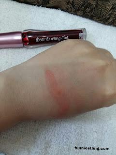 dear-darling-tint-real-red-ketika-dilap-pakai-tisu