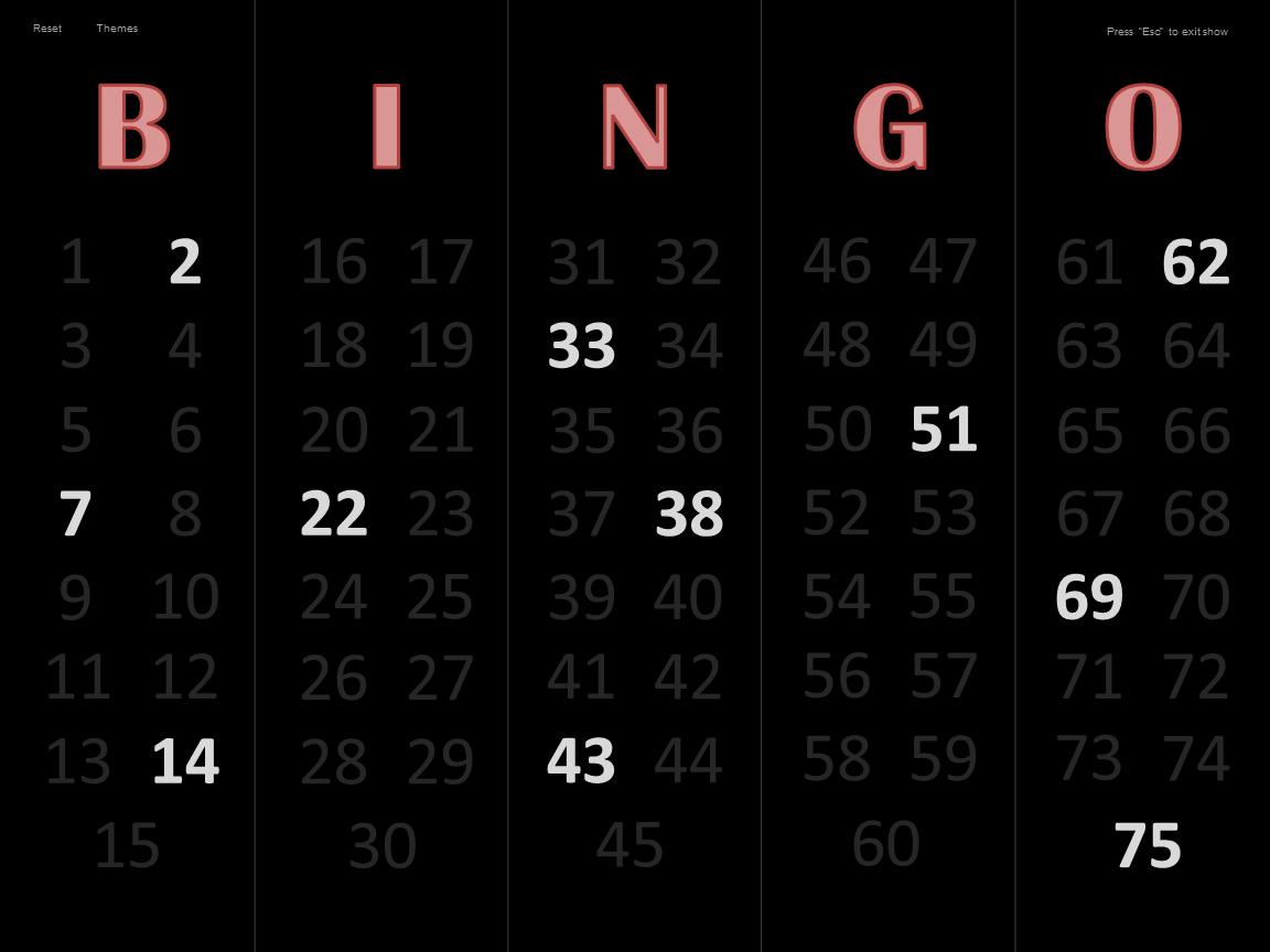 master - Bingo Master Board & Bingo Master Board PLUS BingoMasterBoardScreenshot3