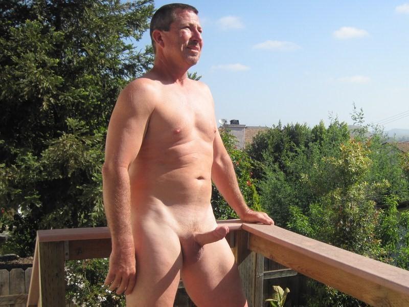 naked trashy men