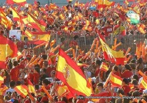 Lagu Kebangsaan Spanyol Marcha Real