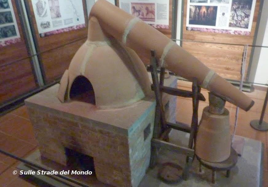 miniera museo