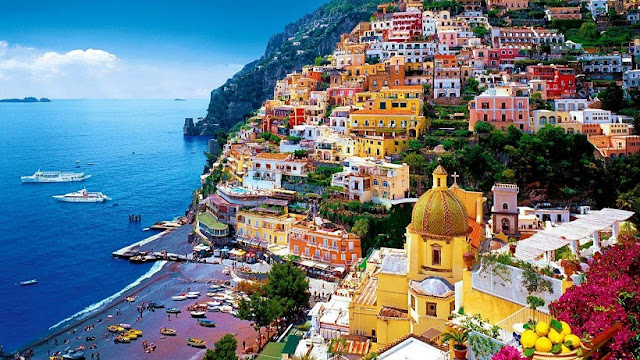Roteiro de viagem em Amalfi
