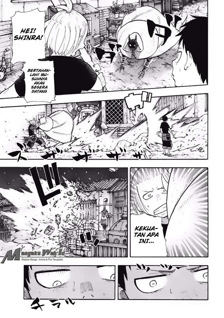 Fire Brigade of Flames Chapter 48-18