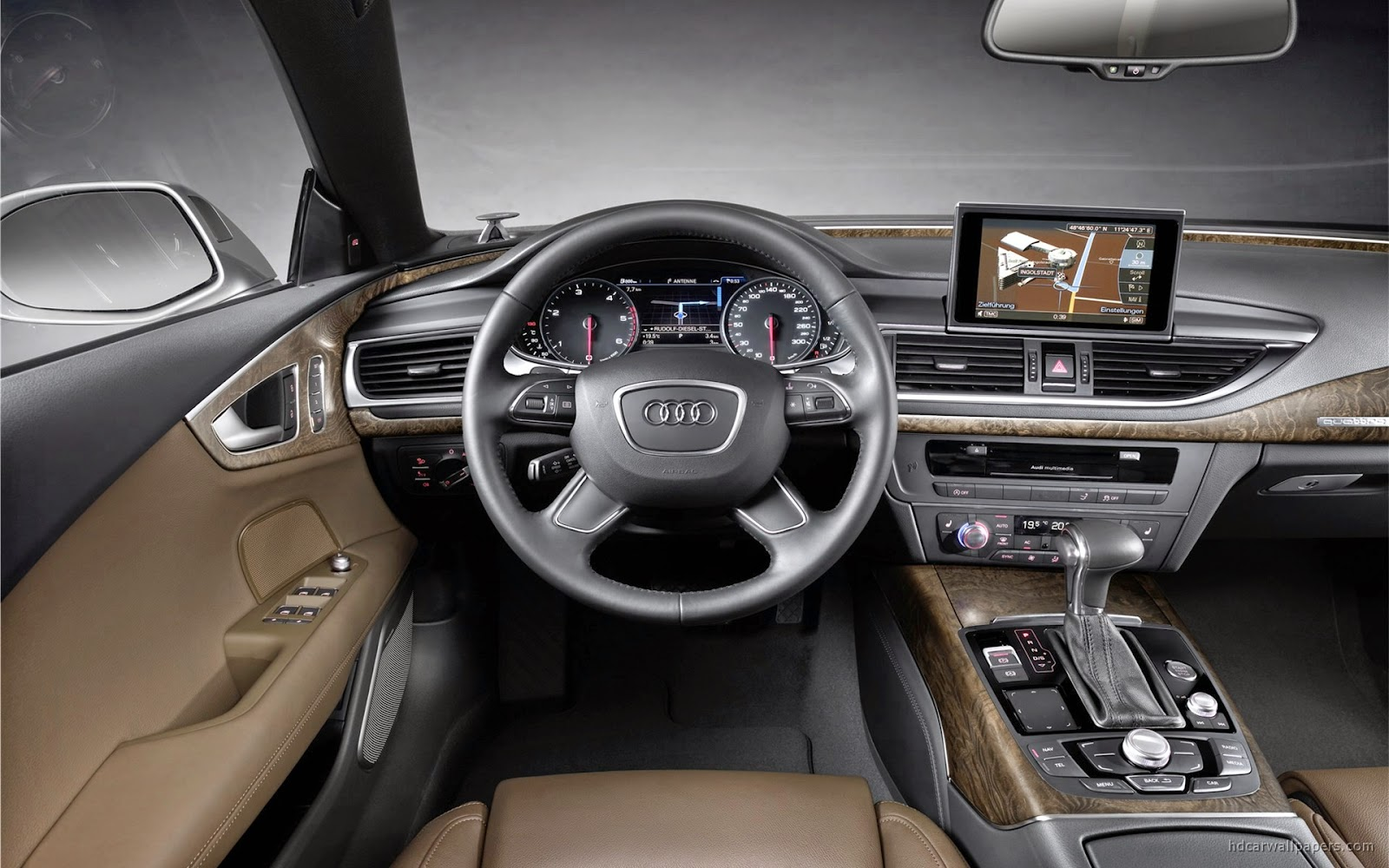 Audi Interior The Car Club
