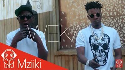 Chege - Weka Ft Xelimpilo (Uhuru)