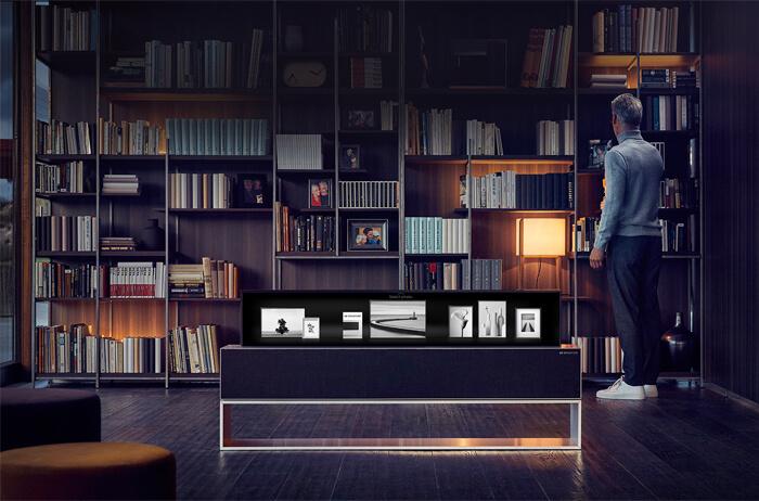 LG OLED TV R: il primo televisore arrotolabile