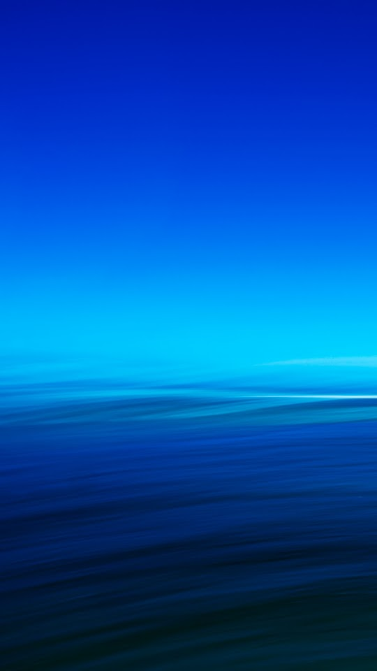 Smooth Ocean Waves Flow  Galaxy Note HD Wallpaper