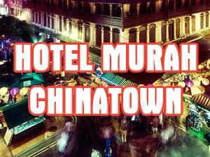 Hotel Murah Di Chinatown Singapore
