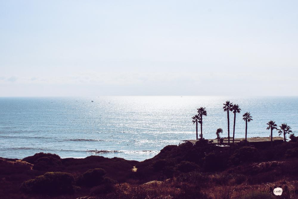 Sunset Cliffs State Park San Diego