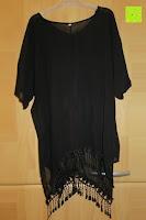 Erfahrungsbericht: AIYUE Frauen strandkleid große größen Sommer Blusen Strandhemd Damen Oversize Shirt Bikini Cover Up EU 34-46