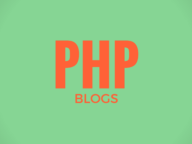 List of best PHP blogs and websites to learn programming