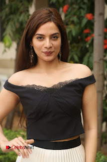 Telugu Actress Tanya Hope Stills at Appatlo Okadundevadu Audio Launch  0081.JPG