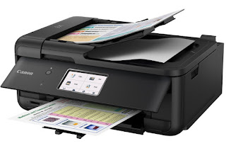 When you lot wish a abode business office printing device that are designed for your entire piece of job postulate Canon PIXMA TR8520 Drivers Download