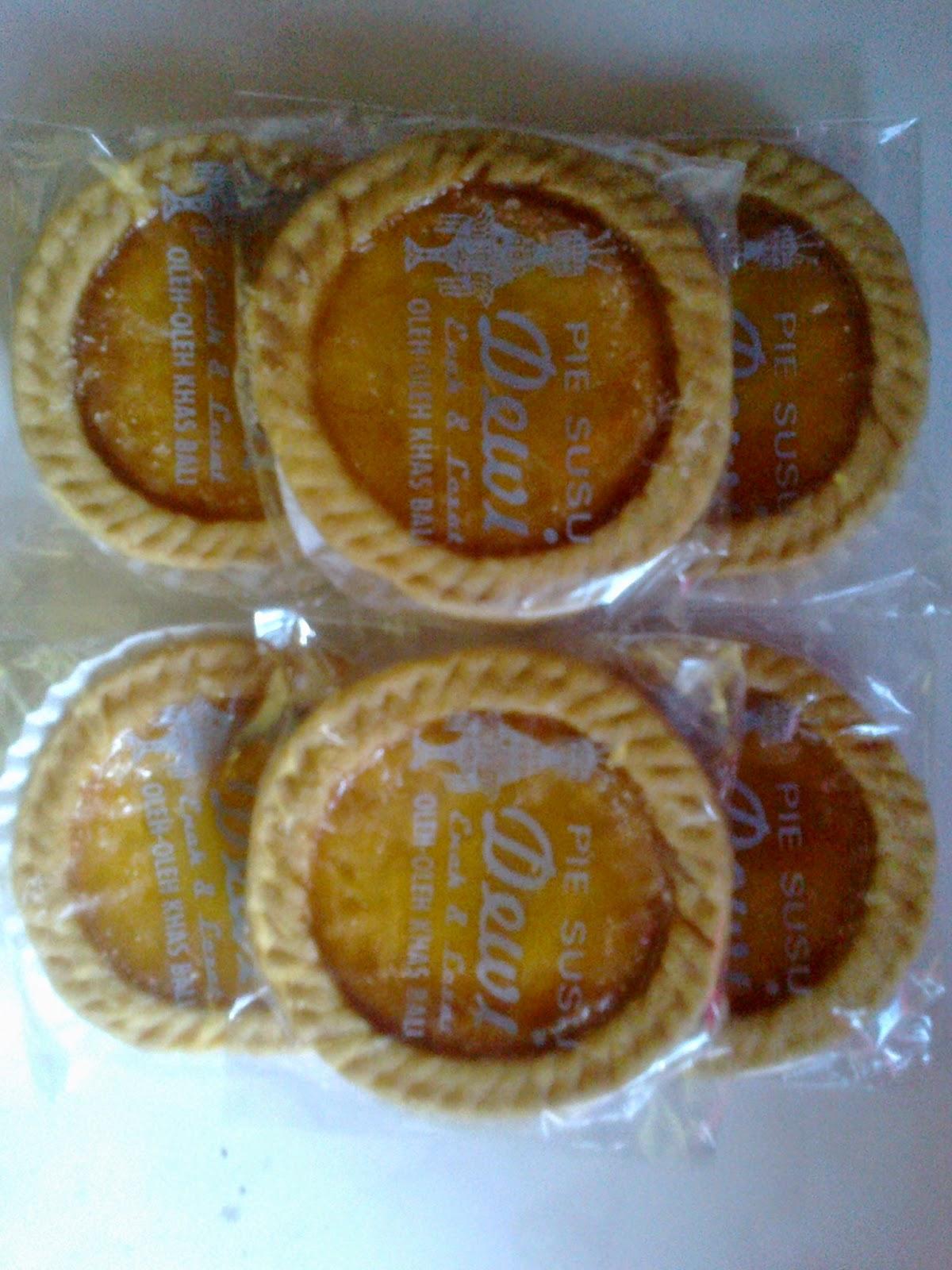 Pie Susu Jalan Nangka