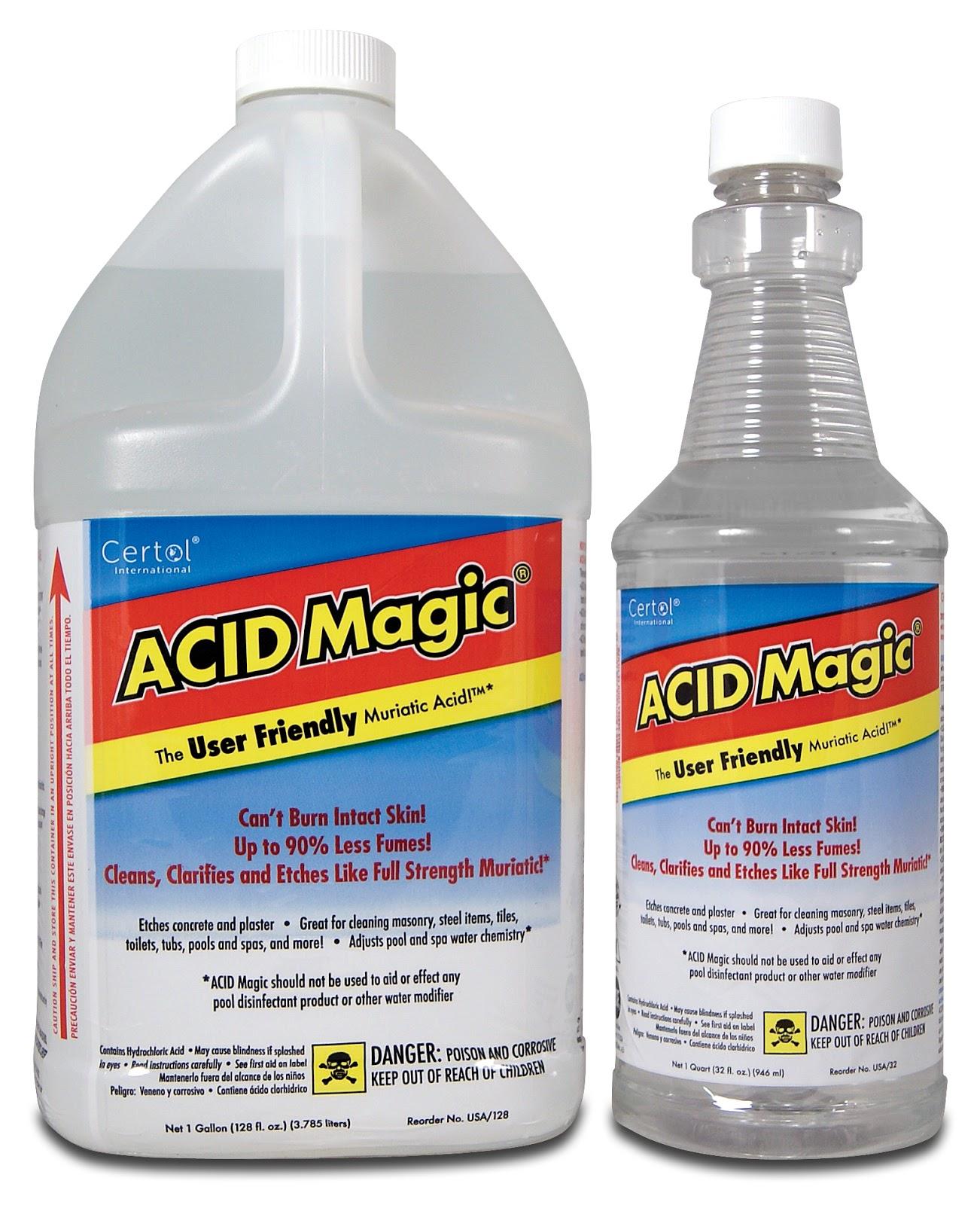 Certol International Acid Magic Believe The Hype