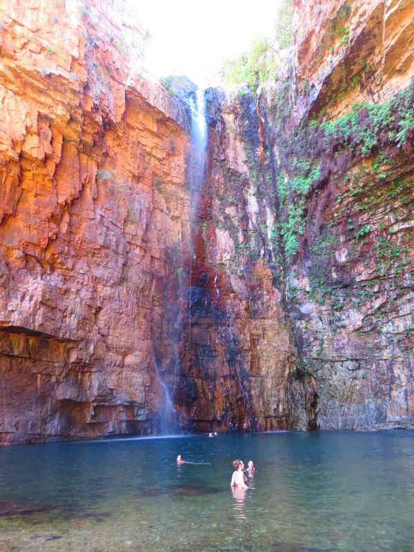Emma Gorge Pool