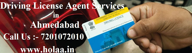 Driving License Agent Services in Ahmedabad
