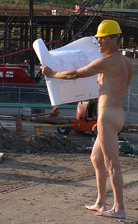 Nude Working Men