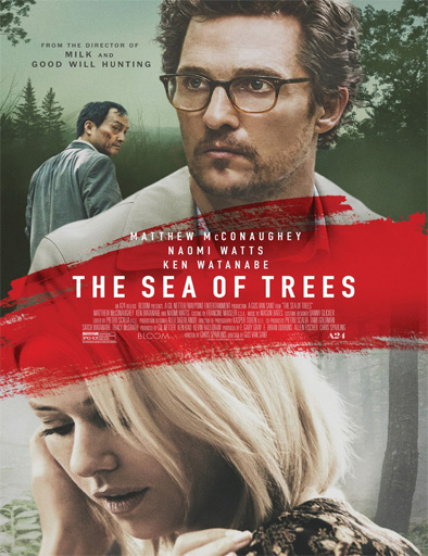 Ver El mar de árboles (The Sea of Trees) (2016) Online