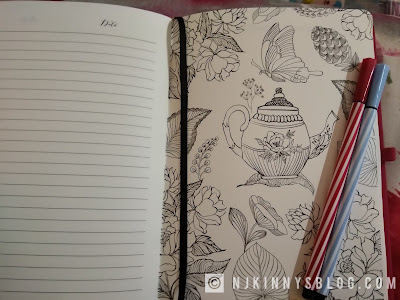 MatrikaS The Creative Woman's Journal (Feather- To Write) Review