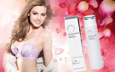 Transino whitening clear lotion - Nước hoa hồng dưỡng trắng da an toàn