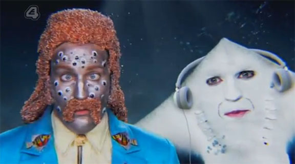 Noel Fielding's Luxury Comedy - Brilliantly NUTS