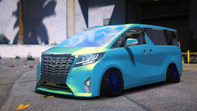 Mod Toyota Alphard Gta 5 Pc Diana Blog