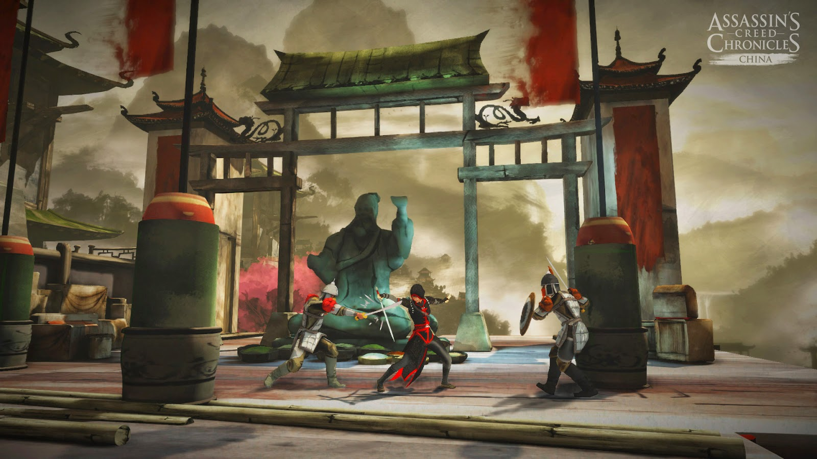 Assassin's Creed Chronicles China 2015 Fully Full Version PC