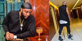 'Old Man Like You'- Singer Kcee Roasted On Social Media For Sagging His Trousers