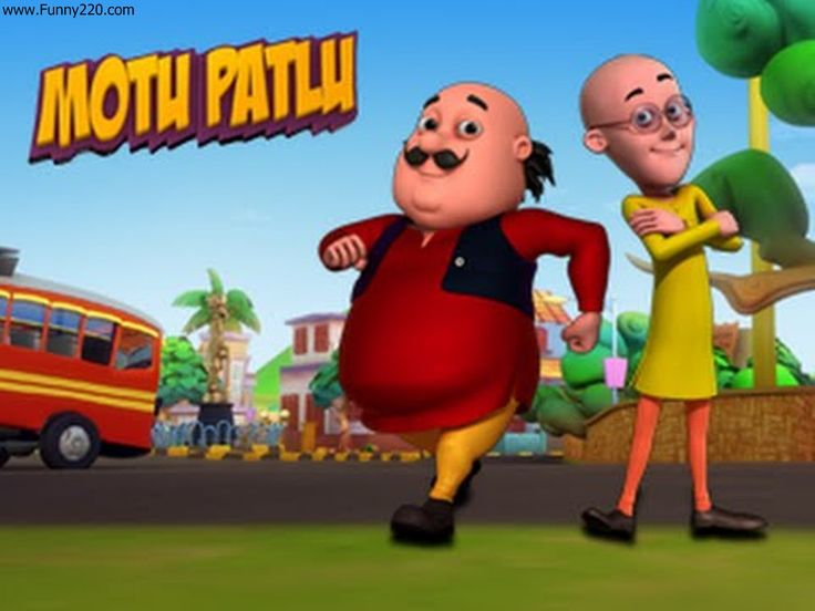 Full size Motu Patlu hd wallpapers images 2018