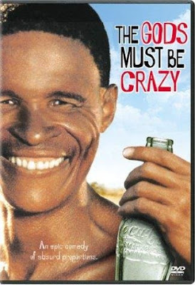The Gods Must Be Crazy (1980) เทวดาท่าจะบ๊องส์ ภาค 1