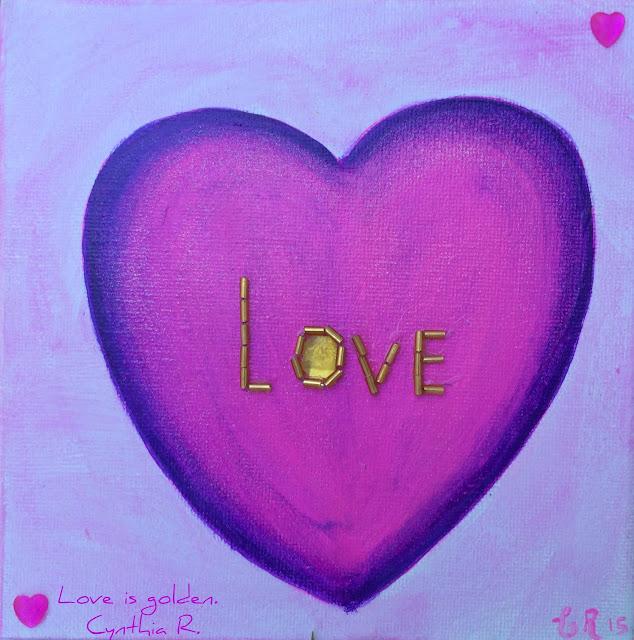 love, pink heart, corazón rosado