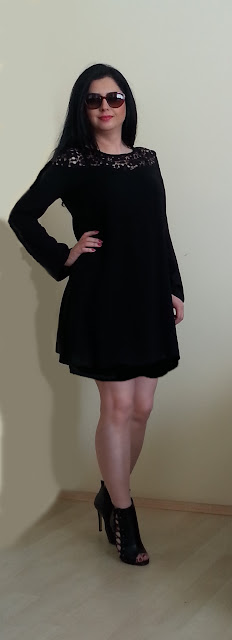 Little black dress, little dress