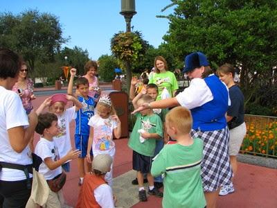 Disney's Family Magic Tour - Crianças