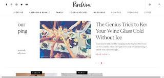 Template blog seo responsive Gratis