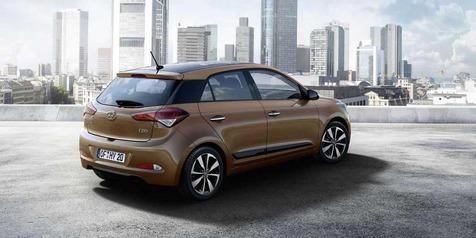 Hyundai i20 Lebih Panjang Sedikit dari Suzuki Swift