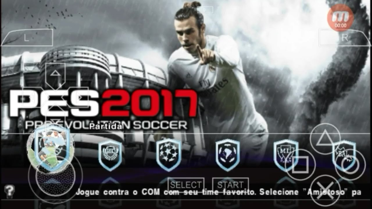Download Latest PES 2017 ISO PSP File On Android ...