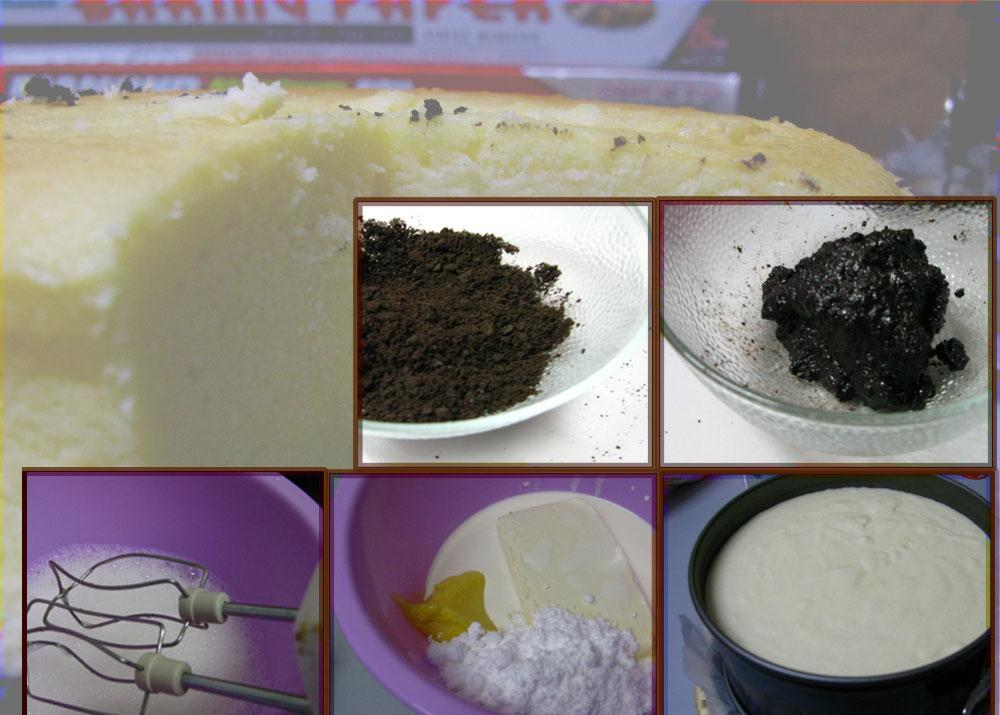 Kek Keju Mudah Cake Ideas And Designs