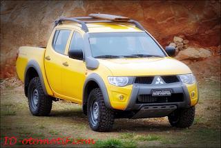 Spesifikasi Dan Harga Mobil Mitsubishi Strada Triton Tahun