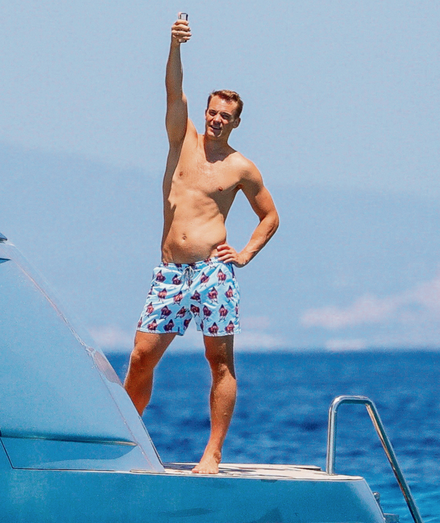 Manuel Neuer Urlaub