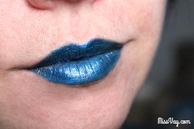 Les rouges à lèvres Fierce Effects de Hard Candy