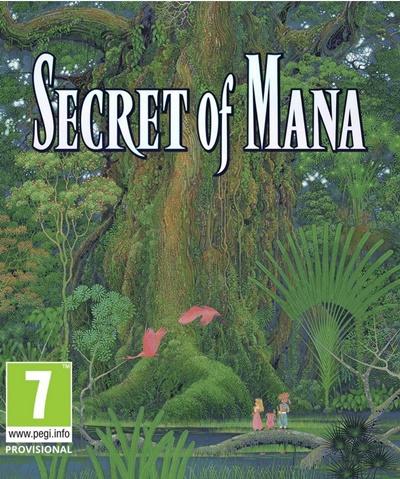 โหลดเกมส์ Secret of Mana