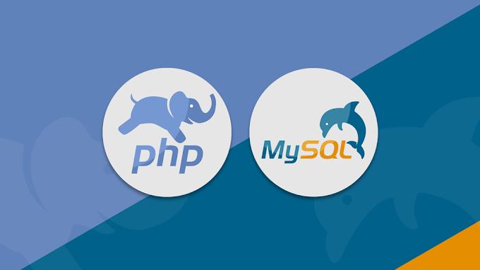 Cara Perintah Koneksi Database di PHP 7 dengan MySQL
