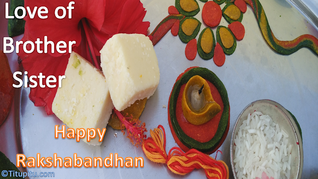 Raksha-bandhan-wallpaper-with-sweets-in-thali