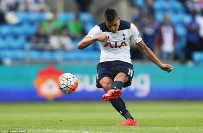 After a double hip op, which Lamela will return?