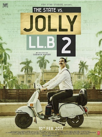 Jolly LLB 2 (2017) pDVDRip x264 800MB