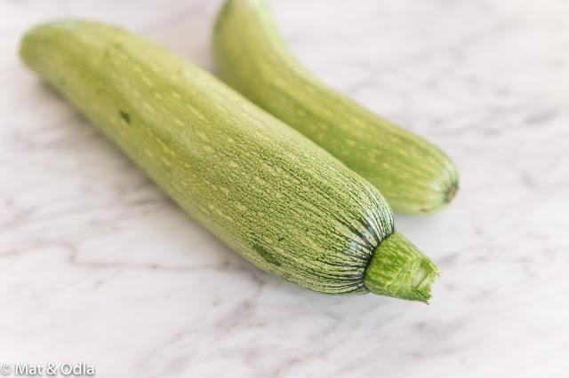 squash eller zucchini