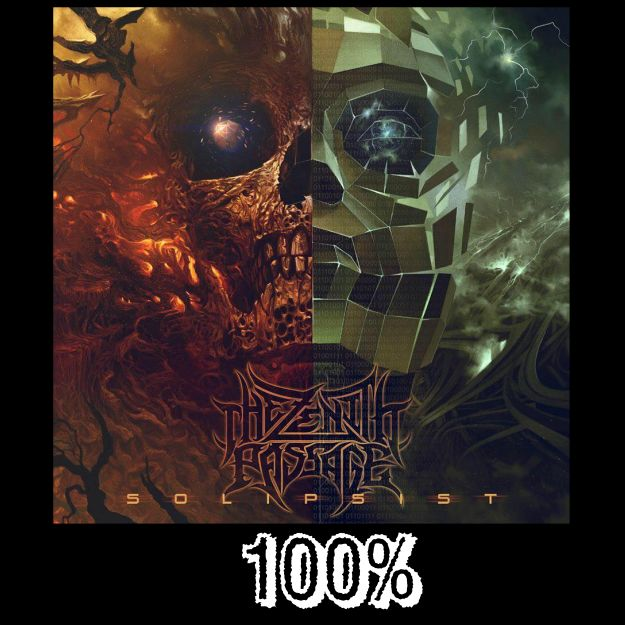The Zenith Passage Solipsist Album Reviews by BDP Metal, The Zenith Passage Solipsist Reviews